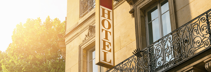 luxury hotels in Paris